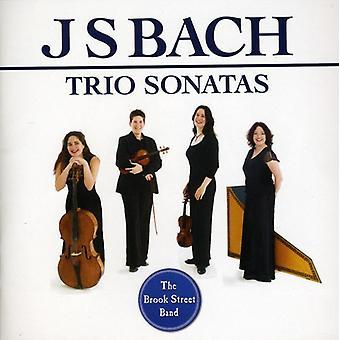 J.S. Bach - Bach: Trio Sonatas [CD] USA import