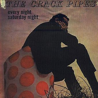 Crack Pipes - Every Night Saturday Night [CD] USA import