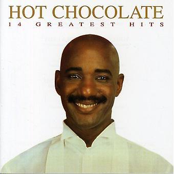 Hot Chocolate - 14 Greatest Hits [CD] USA import