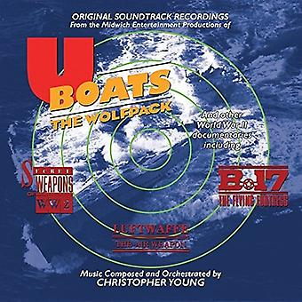Christopher Young - U-Boats: Wolfpack - O.S.T. [CD] USA import