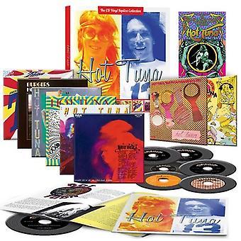 Hot Tuna - Vinyl Replica Collection [CD] USA import