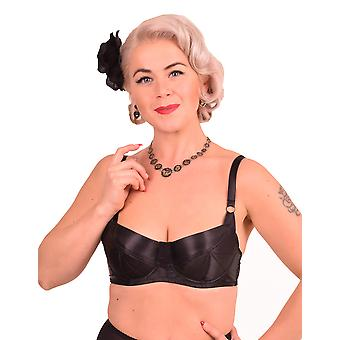 What Katie Did Glamour Nouveau Black Bra L6034