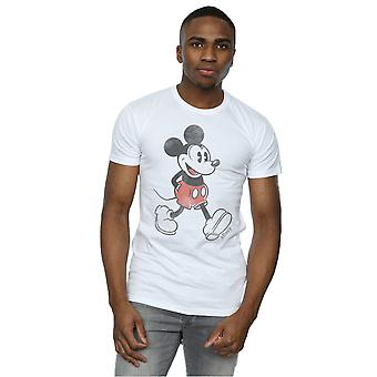 Disney Herren Mickey-Mouse-t-Shirt zu Fuß