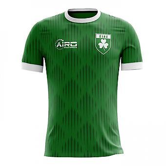 2020-2021 Irland Home Concept Fußball Shirt
