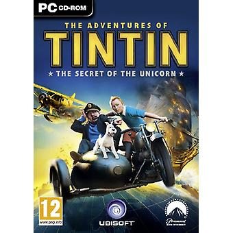 The Adventures Of Tintin The Secret Of The Unicorn The Game (PC DVD) - New