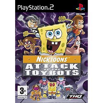 Nicktoons Attack of the Toybots (PS2) - Nowa fabryka zamknięta