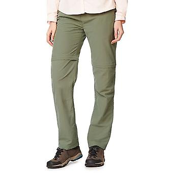 Craghoppers Womens/Ladies NosiLife Convertible Zip Off Travel Trousers