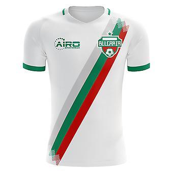 2020-2021 Bulgarien Home Concept Fodbold shirt