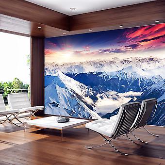 Fotobehang - Magnificent Alps