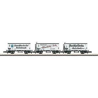 Märklin 86395 Märklin 86395 Z DB panimo tavaraliikenteen vaunujen vahvisti (3 kpl)