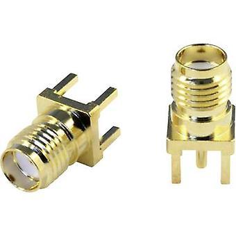 econ koble SMA10FG SMA10FG SMA-kontakt Socket 50 Ω 1 stk.-e-PCer