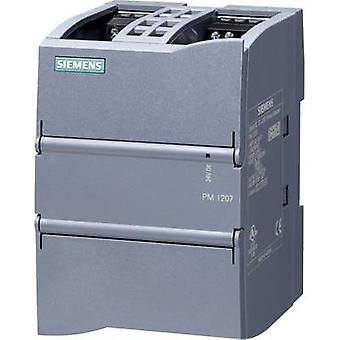 Siemens SIMATIC PM 1207 24 V/2,5 A Rail montato PSU (DIN) 24 Vdc, 2.5 A 60 W x 2