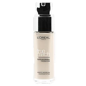 L'oreal True Match Foundation 1.R/1.C - Rose Ivory 30ml