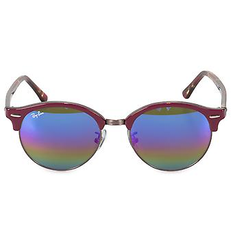 Lunettes de soleil Ray-Ban Clubround Mineral Flash Lens RB4246-F 1222C2 51