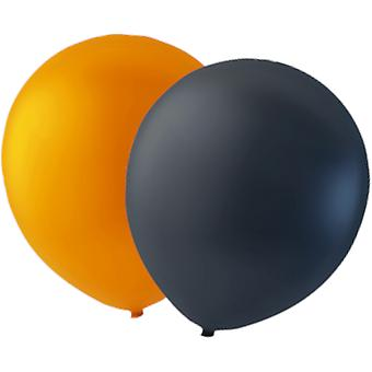 24-Pack Mix Orange et Ballons Noirs