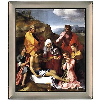 Pieta avec Saints, Andrea del Sarto, 61x51cm