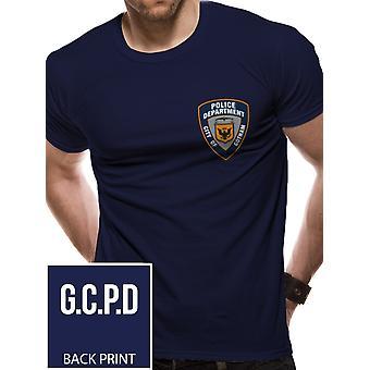 Batman The Dark Knight-Gotham City Police T-Shirt