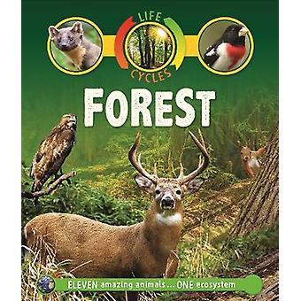 Ciclos de vida - por ciclos de vida de bosque - bosque - libro 9780753442852