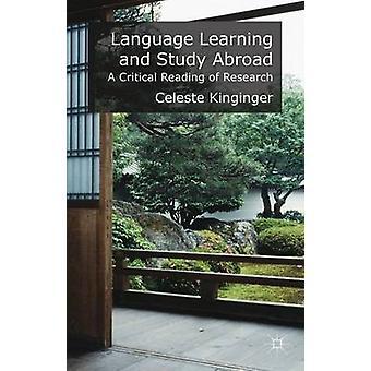 Språkinlärning och studera utomlands av Celeste Kinginger