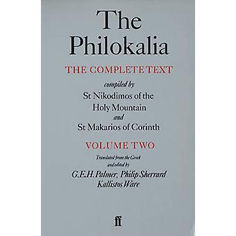 فيلوكاليا-النص الكامل جمعتها نيكوديموس St من الهول