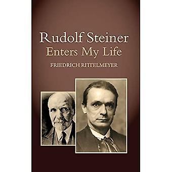 Rudolf Steiner komt mijn leven