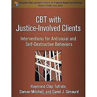CBT con i clienti coinvolti in giustizia