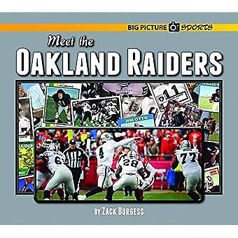 Möt Oakland Raiders (stora bilden sport)
