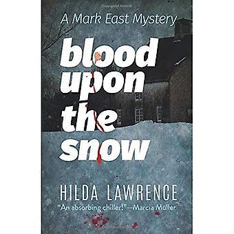 Bloed op de sneeuw: een Mark-Oosten mysterie