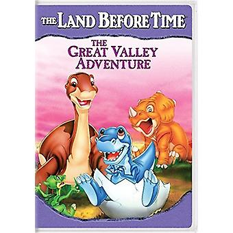 Land Before Time: De Great Valley Adventure [DVD] USA import
