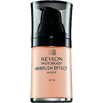 2 x Revlon Photoready Airbrush Effect Make Up SPF20 30ml - Various Shades