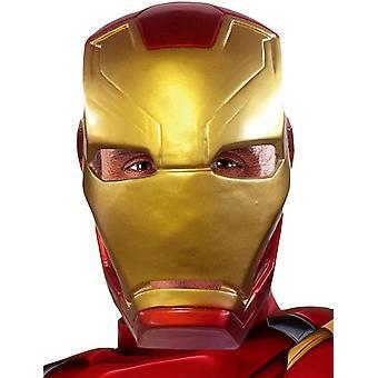 Iron Man Adult Masca