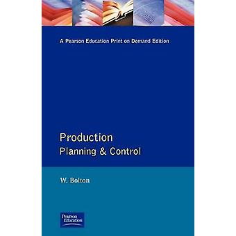 Productieplanning en controle door Bolton & William