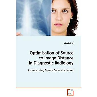 Optimierung der Quelle, Bild-Abstand in der diagnostischen Radiologie durch Poletti & John