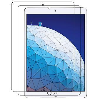 2-Pack Skärmskydd iPad Air (2019) / iPad Air 3 Displayskydd 2ST