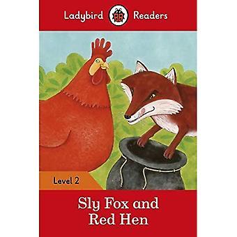 Renard et la poule rouge - coccinelle lecteurs niveau 2