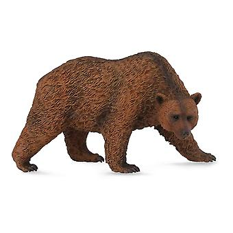CollectA 3388560 Figurine Wild Animals Bear Brown