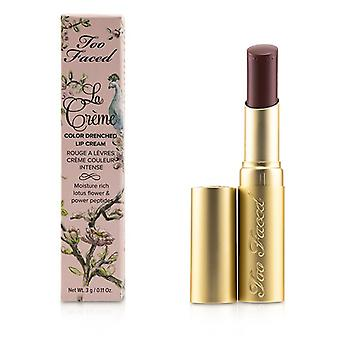 La Creme Color Drenched Lip Cream - # Sweet Maple - 3g/0.11oz