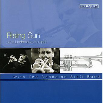 Jens Lindemann - Rising Sun [CD] USA import
