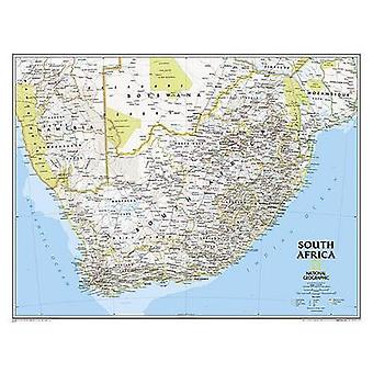 South Africa Classic - Tubed - Wall Maps - Countries & Regions by Nati