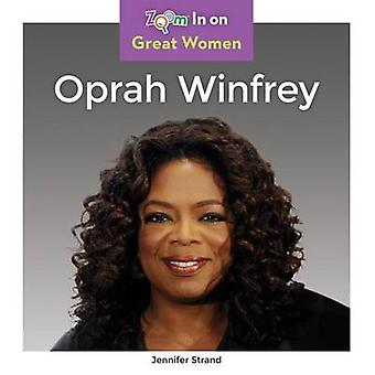 Oprah Winfrey by Jennifer Strand - 9781680792249 Book