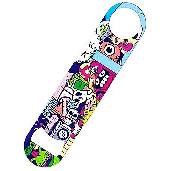 Grindstore Technicolour Nightmare Bar Blade Bottle Opener