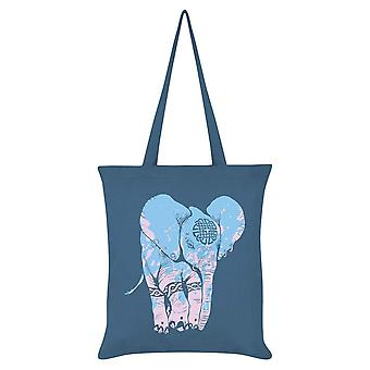 Unorthodox Collective Elephant Tote Bag