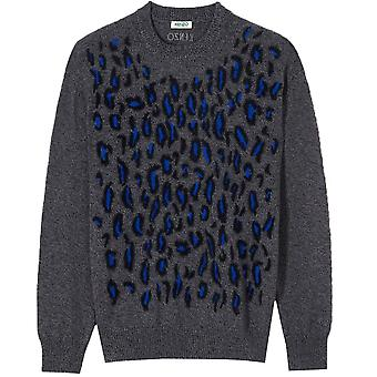 Kenzo Leopard Sweater Greater Greater
