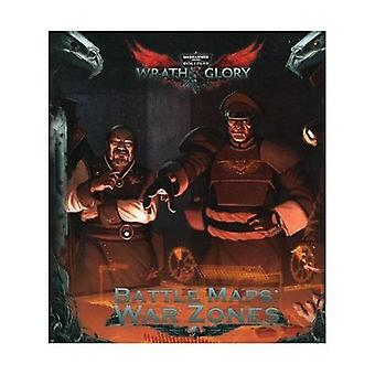 Wrath & Glory Battle Map Warhammer 40000 Roleplay