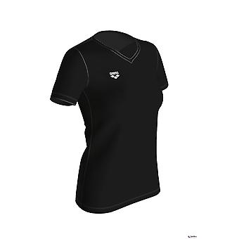 Arena Womens gym S/S panel T-shirt