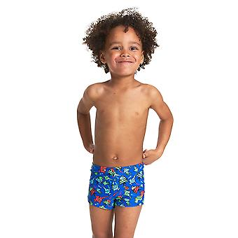 Zoggs See Saw Hip Racer Swimwear For Boys
