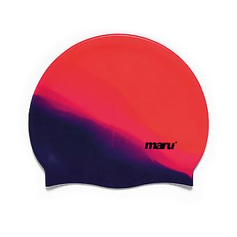 Multi silicone zwemmen hoed