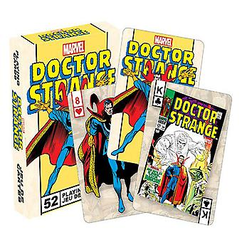 Marvel Dr Strange Retro Playing Cards