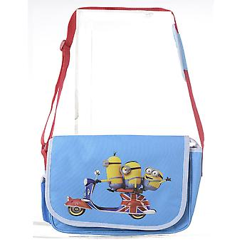Minions British Moped Messenger Bag