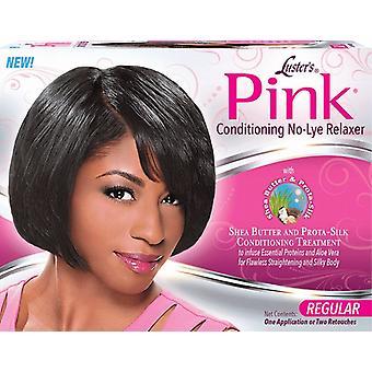 Luster Pink No Lye Relaxer Kit Normal